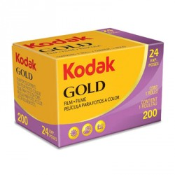 KODAK GOLD 200 GB 24P