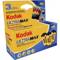 KODAK ULTRA MAX 24P X3 SPECIAL PACK