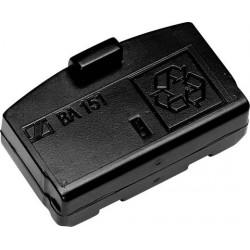 AUTRE MARQUE Accessoires fiche accus p/ IS 150/300/380 BA151 Produit neuf.