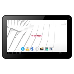 THOMSON Tablette 10'' TEO TEO10S-RK2BK16 16 Go sous Android 8.1