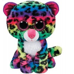 TY BEANIE BOO S SMALL - DOTTY LE LEOPARD