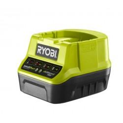 RYOBI RC18120 CHARGEUR RAPIDE 1H