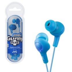 JVC - Ecouteurs intra-auriculaires Bleu