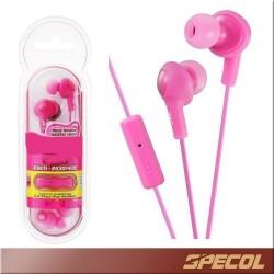 Jvc Ha-Fr6-P Pink Gumy
