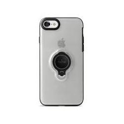 PURO Coque magnetique pour iphone 7 et 8 Tansparent Grade B