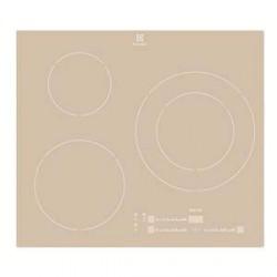 IND - 3 FOYERS - 7400W - FINIT METAL