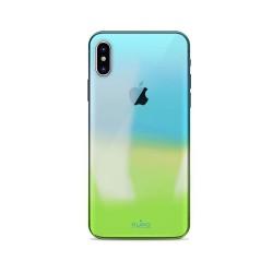 BIGBEN Coque Iphone 7 et 8 Hologram couleur transparent