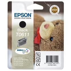 EPSON T0611 OURS NOIR