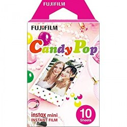 Film Instax Mini Candy Pop Fujifilm Monopack 10 poses