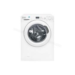 Lave Linge hublot candy 8Kg blanc CS1281D3-47
