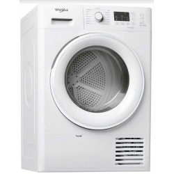 SECHE-LINGE CONDENSATION WHIRLPOOL FTCM108BFR