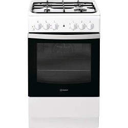 CUISINIERE MIXTE INDESIT IS5G4KHW/FR