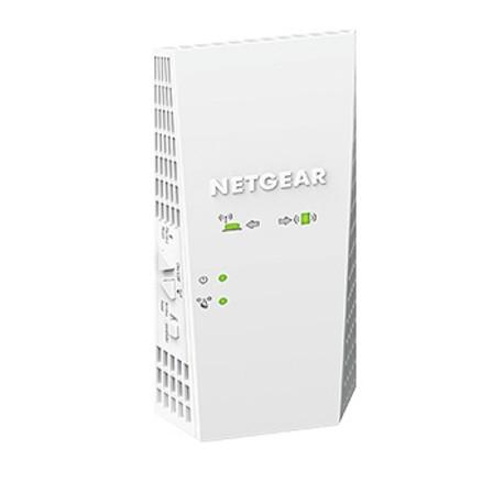 Netgear EX6250 Répéteur réseau 10,100,1000 Mbit/s Blanc