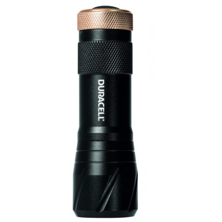 Duracell Flashlight Lampe torche LED avec dragonne