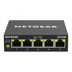 Switch Netgear 5 x 10 / 100 / 1 000 Mb/s