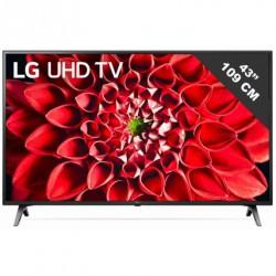 Télé led 43 pouces LG 43UN711C