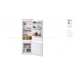 Réfrigerateur ROSIERES COMBINE ENCASTRABLE A+ BLANC