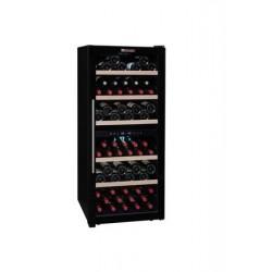 Cave à vin La Sommelière SLS102DZ double zone 102 bouteilles