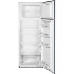 Réfrigerateur SMEG 2 PORTES ENCASTRABLE A++ BLANC