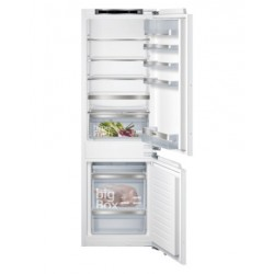 Réfrigerateur SIEMENS COMBINE ENCASTRABLE A++ BLANC