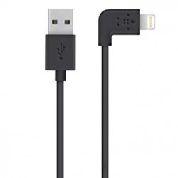 BELKIN CABLE LIGHT COUDE 1,2M NOIR