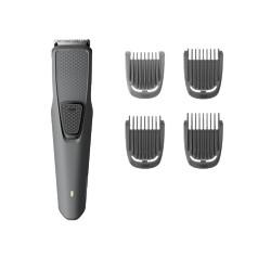 PHILIPS Tondeuse à barbe sur batterie 60 min - 4 sabots - Grade A - Premium produit neuf